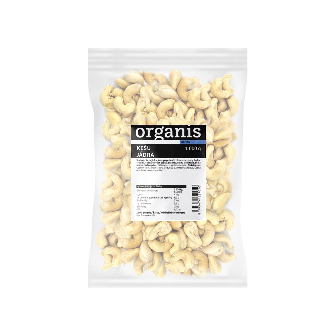 Ořechy, semínka a suché plody