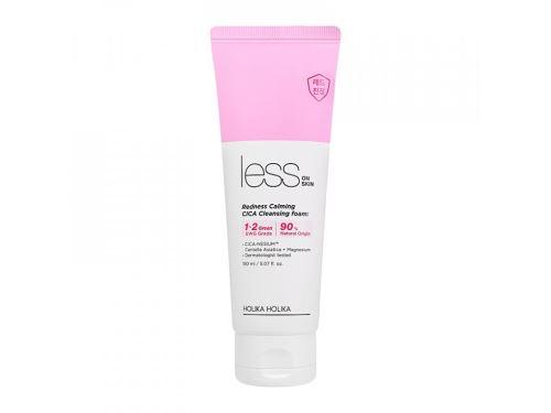 Holika Less On Skin Redness Calming Cica Cleansing Foam zklid.čistící pěna na obličej150ml