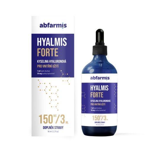 ABFARMIS Hyalmis Forte - kyselina hyaluronová 96 ml