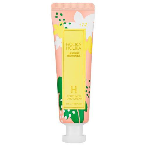 Holika Jasmin Bouchet Perfumed Hand Cream hydratační krém na ruce s vůní jasmínu 30 ml