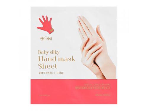 Holika Baby Silky Hand Mask pečující rukavice 15 ml