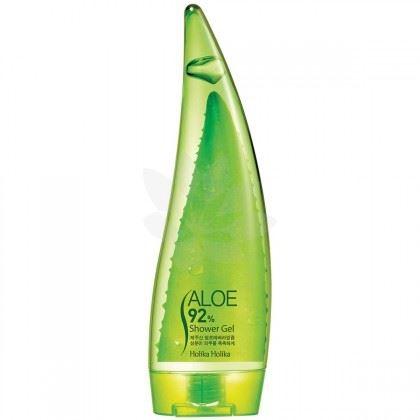 Holika Aloe 92% Shower Gel sprchový gel s aloe vera 250 ml