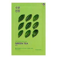 Holika Pure Essence Mask Sheet - Green Tea pečující platýn.maska se zeleným čajem 23ml
